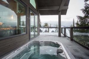 awesome Views from Hot Tub